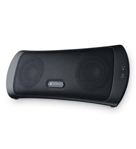 Speaker Logitech view size
