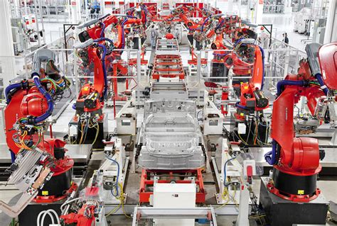 Tesla New Manufacturing Plant Mit Club Of Northern California Tour Of Tesla Motors Factory