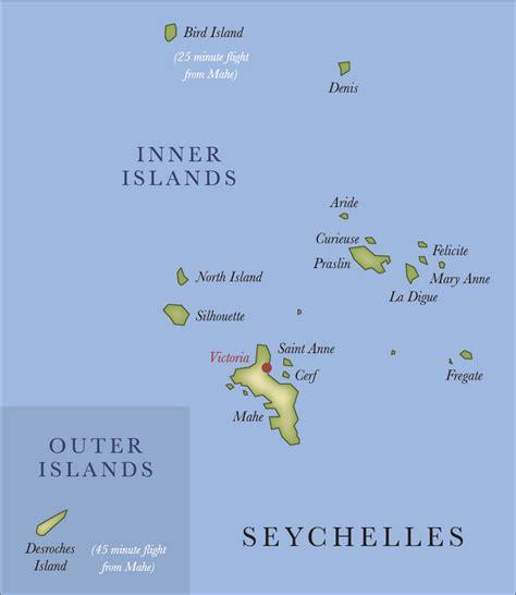 where is seychelles on world map denis island 183 yellow zebra safaris