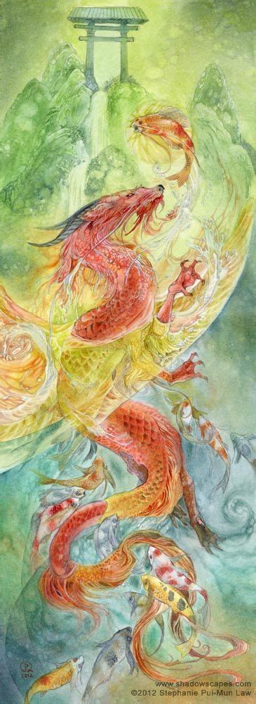 dragon s gate tattoo 25 best ideas about koi on