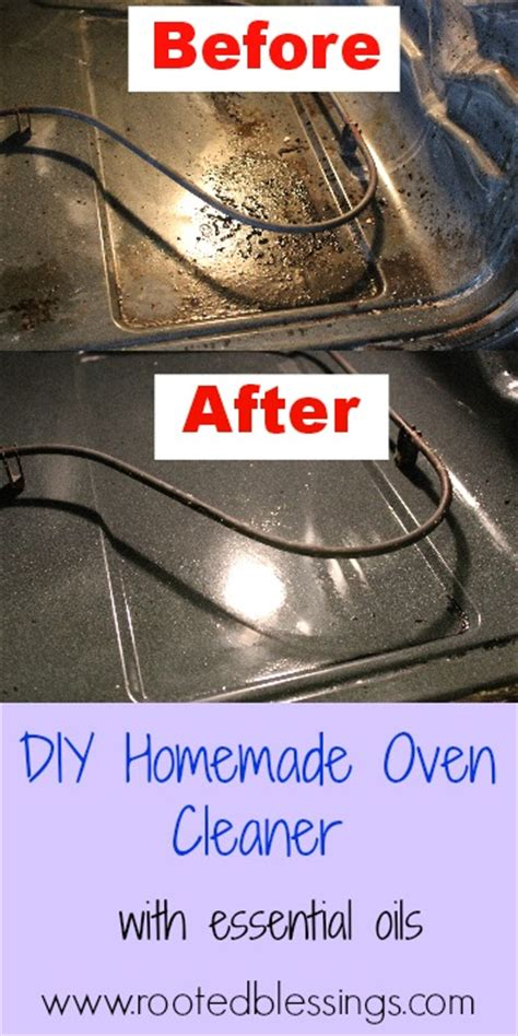 Detoxing Oven From Chemicals by Diy Oven Cleaner Rooted Blessings