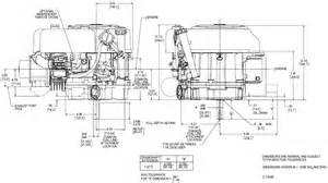 briggs and stratton lawn mower engine diagram car interior design