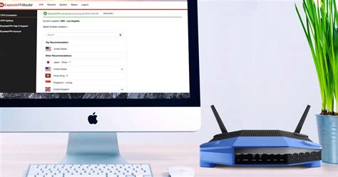 easy setup vpn for router expressvpn