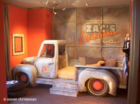 truck bedroom boys truck bedroom eclectic portland by embellishments