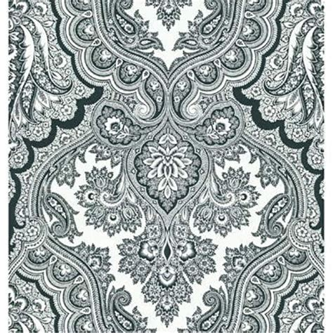 black and white paisley wallpaper black and white paisley wallpaper