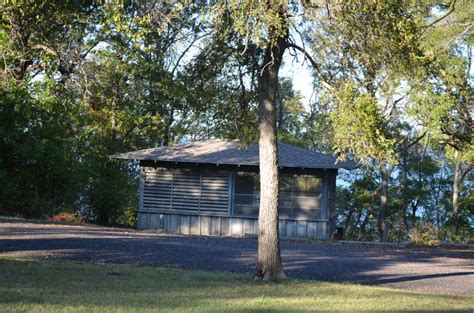 Eisenhower State Park Cabins by Eisenhower State Park Cing Lake Texoma