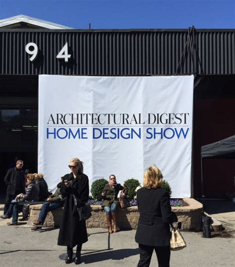 architectural digest home design show march 2015 2015 year in review design events shows design milk