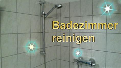 Duschwanne Reinigen by Badezimmer Putztrick Bad M 252 Helos Sauber Machen
