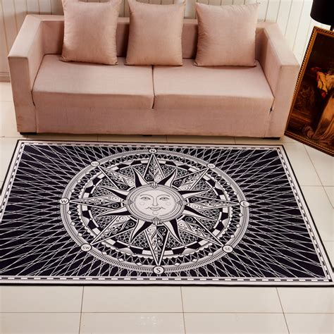 tappeti moderni a poco prezzo tappeto per bagno nero la scelta giusta 232 variata sul