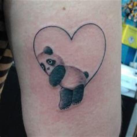 panda effect tattoo panda tattoos upclose panda love 4 years ago in tattoos