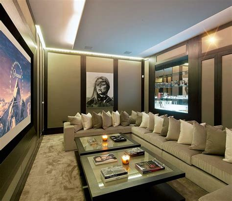 home theater design uk great ideas for furnishing your home theatre destination