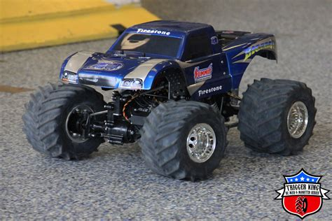 bigfoot summit truck summit racing bigfoot pro modified 171 trigger king r c