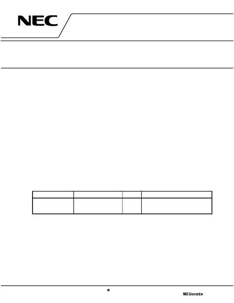 UPC2708TB datasheet(1/16 Pages) NEC | 5 V, SUPER MINIMOLD