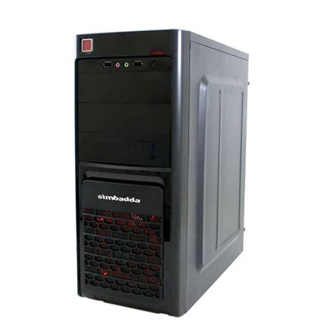 Casing Simbadda Sim S 2738 Psu 380w k galaxy komputer harga murah setiap hari