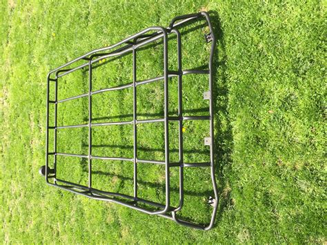 Safety Devices Roof Rack by Land Rover Discovery I Safety Devices Safari Roof Rack Land Rover Forums Land Rover