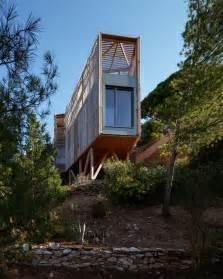 maison en bois sur pilotis extension bois sur pilotis