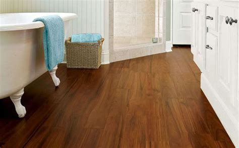 laminate flooring in a bathroom laminate wood flooring in bathroom decors ideas