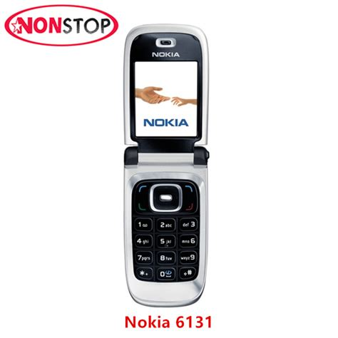 aliexpress mobile phones nokia flip phone nokia 6131 unlocked 6131 original mobile