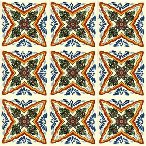 Bathroom Tiles Designs Mexican Tile Patterns How To Tile Mexican Tiles Colours Of Mexico Colours Of Mexico