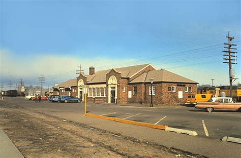 union pacific greeley station january 1970