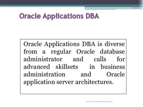 tutorial oracle application server oracle apps dba introduction overview online training