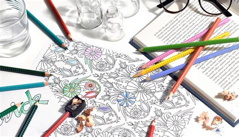coloring books for adults pencils we explore the trend in colouring books and secret