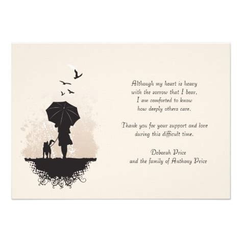 Thank You Card Wording For Sympathy Gift - 12 best sympathy thank yous images on pinterest thank you card wording funeral