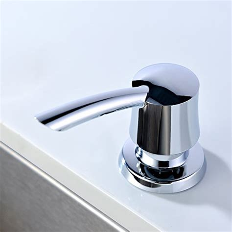amazon soap dispenser kitchen sink soap lotion dispenser kitchen sink polished chrome