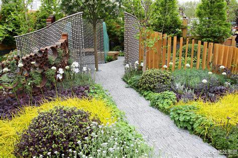 入户花园设计图 土巴兔装修效果图