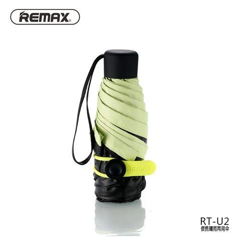 Remax Payung Lipat Mini Portable Rt U2 Merah 2 remax payung lipat mini portable rt u2 green