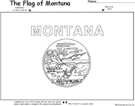 how to draw montanas flag