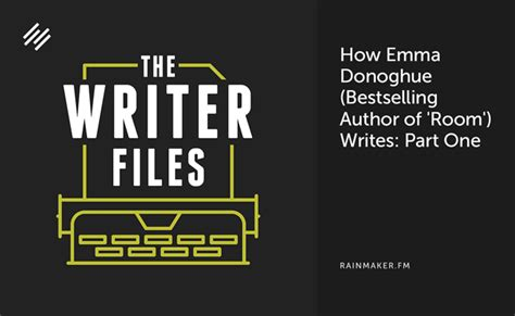 room by donoghue essay rainmaker rewind how oscar nominee donoghue screenwriter of room writes copyblogger