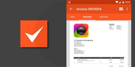 best invoice app for android hardhost info