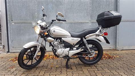 Motorrad Yamaha Ybr 125 by Motorrad Occasion Kaufen Yamaha Ybr 125 Custom R 252 Egg Motos