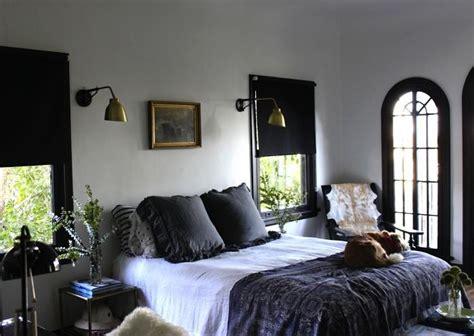 tomboy bedroom design sleuth noirish la bedroom remodelista