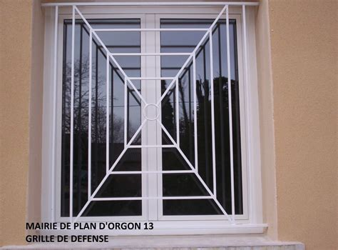 Grille De Defense by Installation Grille De D 233 Fense Mairie Plan D Orgon 13