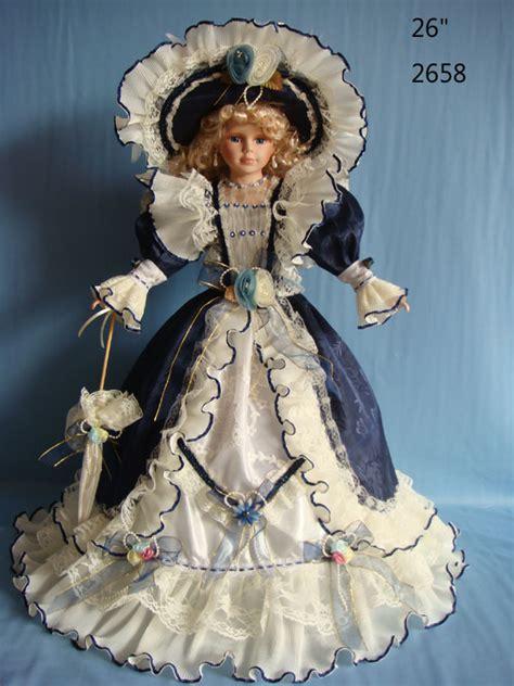 porcelain doll umbrella 2658a 26 inches umbrella dolls dolls