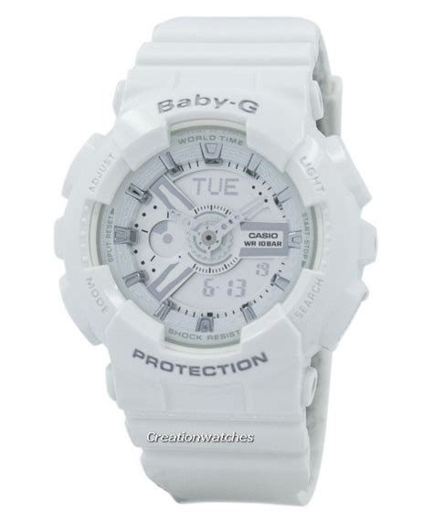 Ba 110 7a3 By Casio Original casio baby g analog digital ba 110 7a3 s ebay