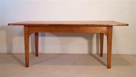 Farmhouse Kitchen Tables Uk Vintage Pine Farmhouse Kitchen Table Back 1 Wood Antiques