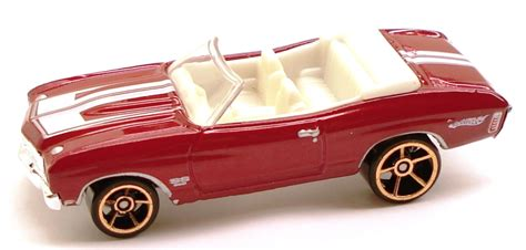 Hotwheels 70 Chevy Chevelle Faster Than Fte 70 chevelle convertible wheels wiki