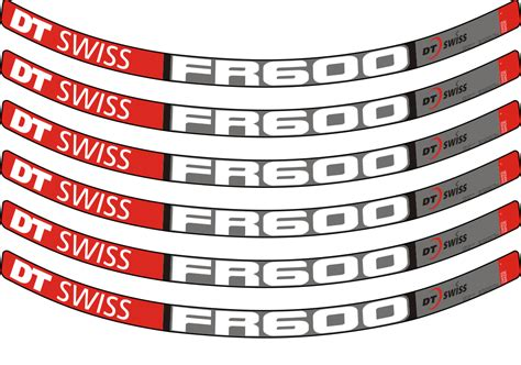 Felgenaufkleber Dt Swiss by Dt Swiss Fr600 Decals Bikemarkt Mtb News De