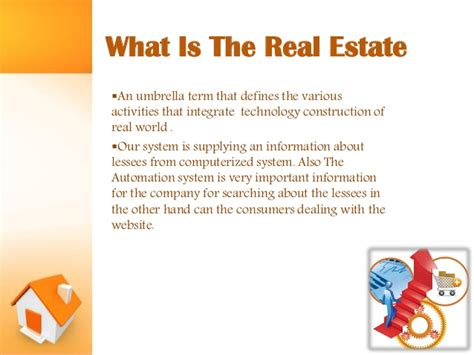 Is Real by Real Estate Management System