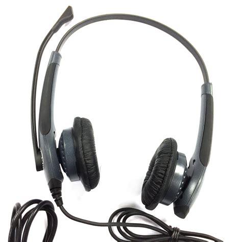 Headset Jabra Gn 2000 by Usb Headsets Gn Netcom Jabra Gn2000 Duo Flex Boom Noise