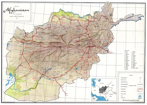 5 themes of geography afghanistan geography and geology center for afghanistan studies
