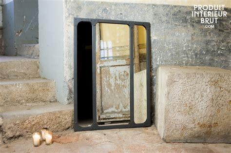 Miroir Style Industriel by Miroir Eiffel Style Industriel Miroir Design Pour Une