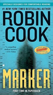 Marker By Robin Cook Fictiondb
