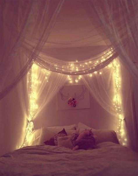 romantic bedroom  lighting ideas house