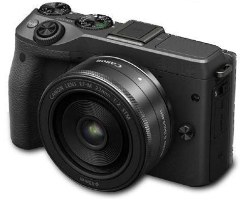 Canon Eos M3 Mirrorless new pictures canon eos m3 mirrorless in black photo rumors