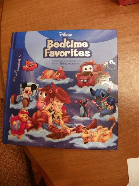 Bedtime Favorites Book storybook collection disney bedtime favorites by disney
