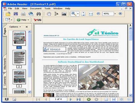 ebook format adobe adobe acrobat ebook reader software informer screenshots